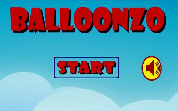 Balloonzo poster