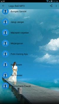 LAGU BALI MP3 screenshot 10