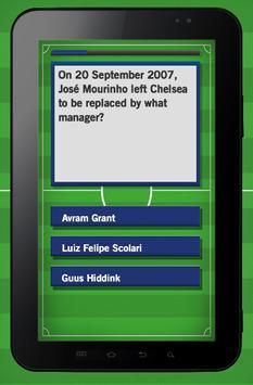 Fan Quiz - Chelsea F.C. apk screenshot