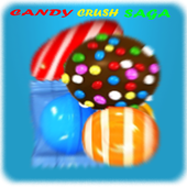 "GUIDE ""Candy Crush SAGA tips icon"