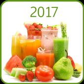 Detox diet recipes 2017 icon