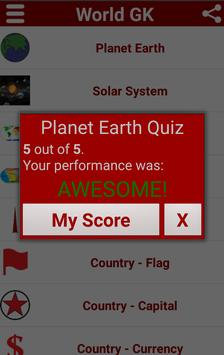 World General Knowledge apk screenshot