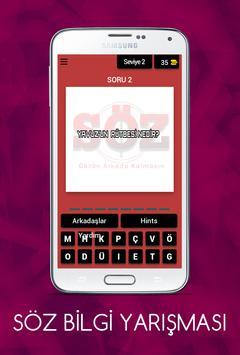 Söz Bilgi Yarışması screenshot 4