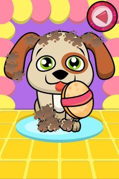 Juegos De Bañar Perritos   Banar Perros Juego De Cuidar Descarga Apk Gratis Casual Juego Para