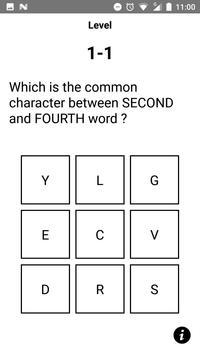 Same Questions : Brain, word game screenshot 2