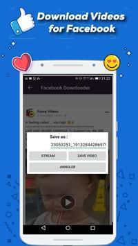 video download for facebook screenshot 1