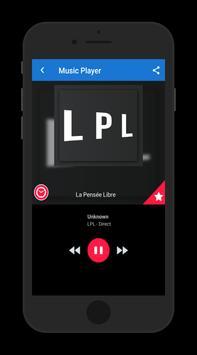 La Pensée Libre - Radio apk screenshot