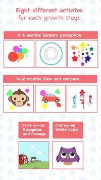 Smart Baby: baby activities & fun for tiny hands screenshot 1