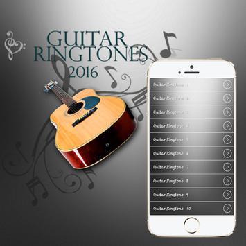 Guitar Ringtones 2016 poster