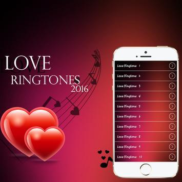 Love Ringtones 2016 screenshot 1