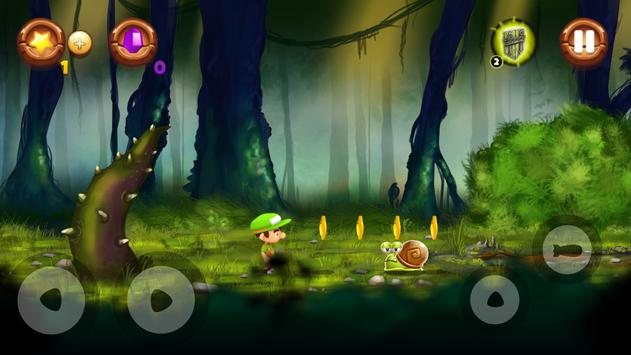 Super adventure of Alibabay apk screenshot