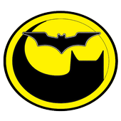 Hero Coloring Batman For kids icon