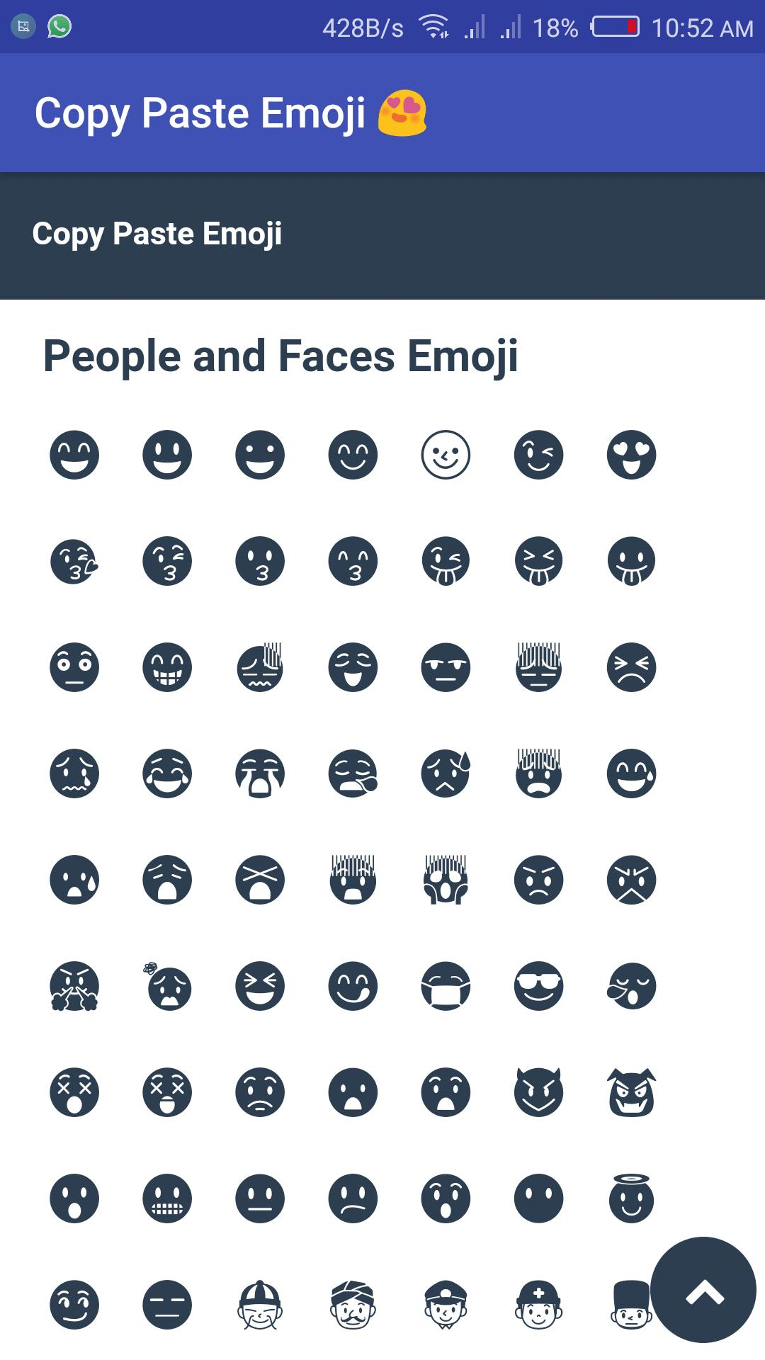 Copy Paste Emoji for Android - APK Download