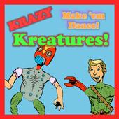 Kraazy Kreatures!! icon
