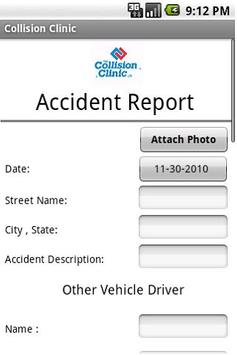 Collision Clinic apk screenshot