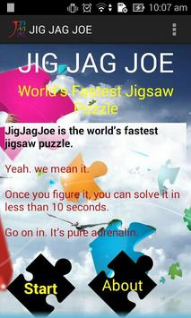 World's Fastest Jig Saw Puzzle poster