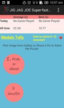 World's Fastest Jig Saw Puzzle screenshot 1