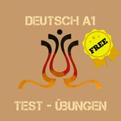 Learn German Quiz A1-A2 icon