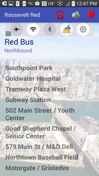 Roosevelt Red Buses screenshot 2