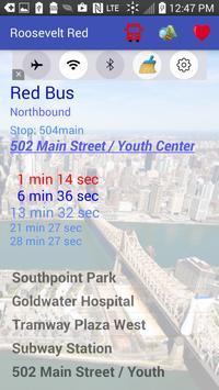 Roosevelt Red Buses screenshot 3