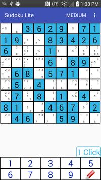 Sudoku Lite poster