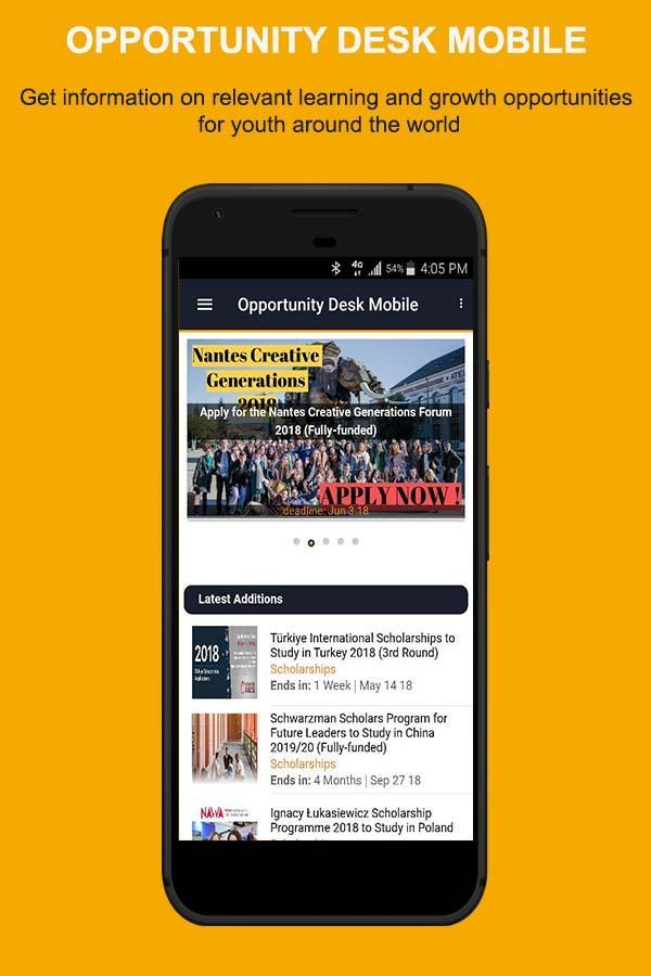 Opportunity Desk Mobile for Android - APK Download