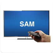 Remote for Samsung TV icon