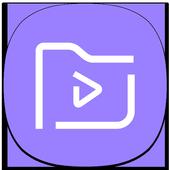 Samsung Video Library 图标