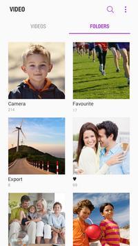 Samsung Video Library apk imagem de tela