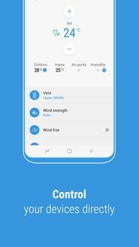 SmartThings (Samsung Connect) apk imagem de tela