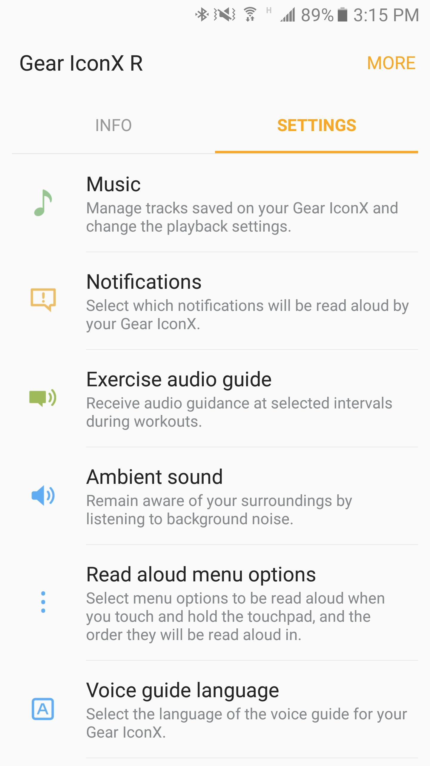 Gear IconX for Android - APK Download