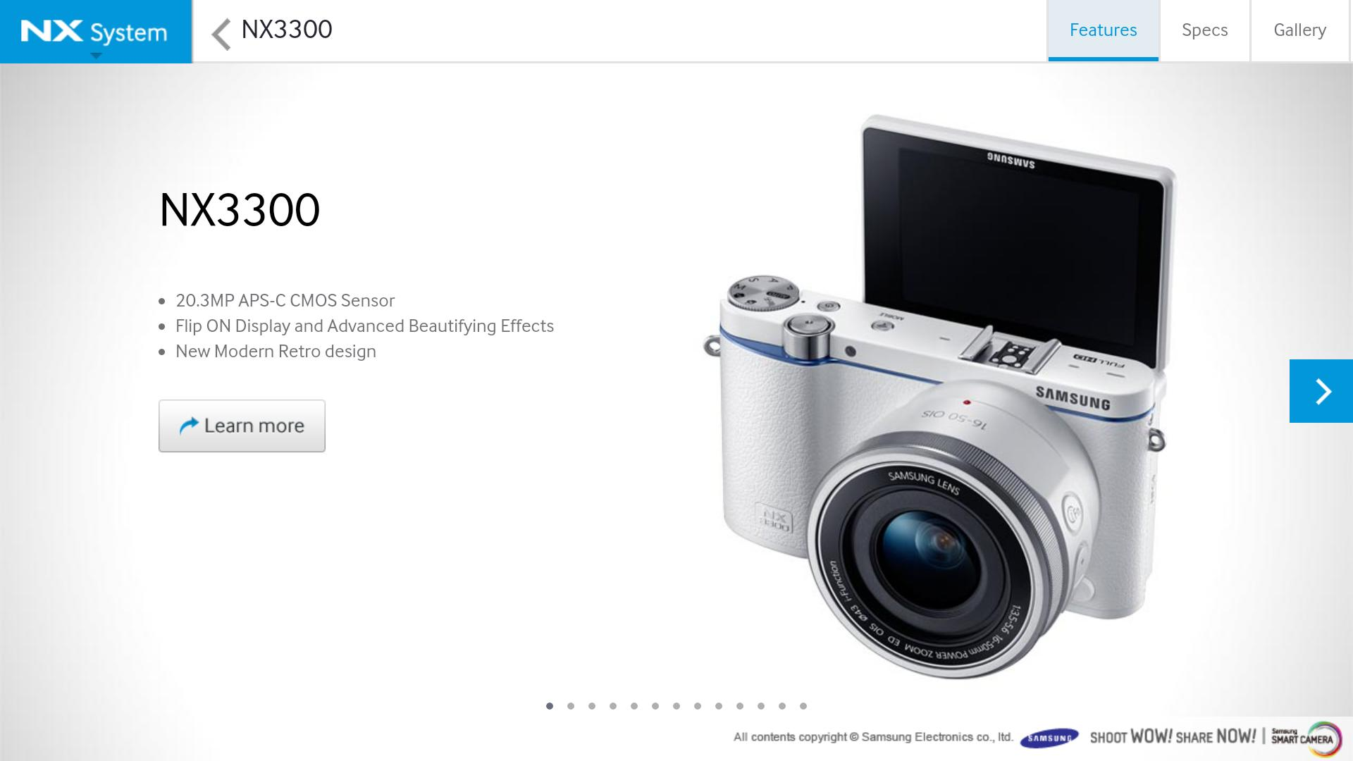 Samsung SMART CAMERA NX for Android - APK Download