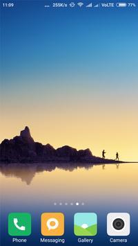 Best HD Samsung Galaxy Note 8 Stock Wallpaper poster