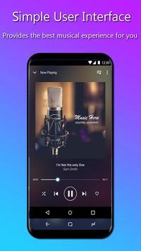 S9 Music Player ポスター
