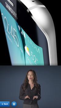 Galaxy S® 6 edge Owner's Demo screenshot 3