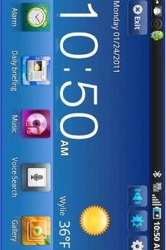 Desk Home Samsung Epic GB apk screenshot