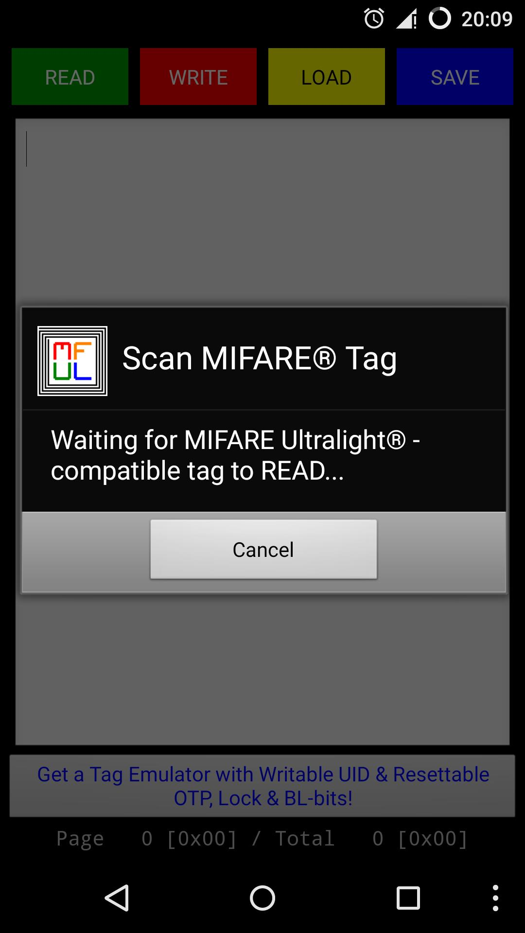 MIFARE++ Ultralight for Android - APK Download