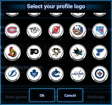 NHL Air Hockey apk screenshot