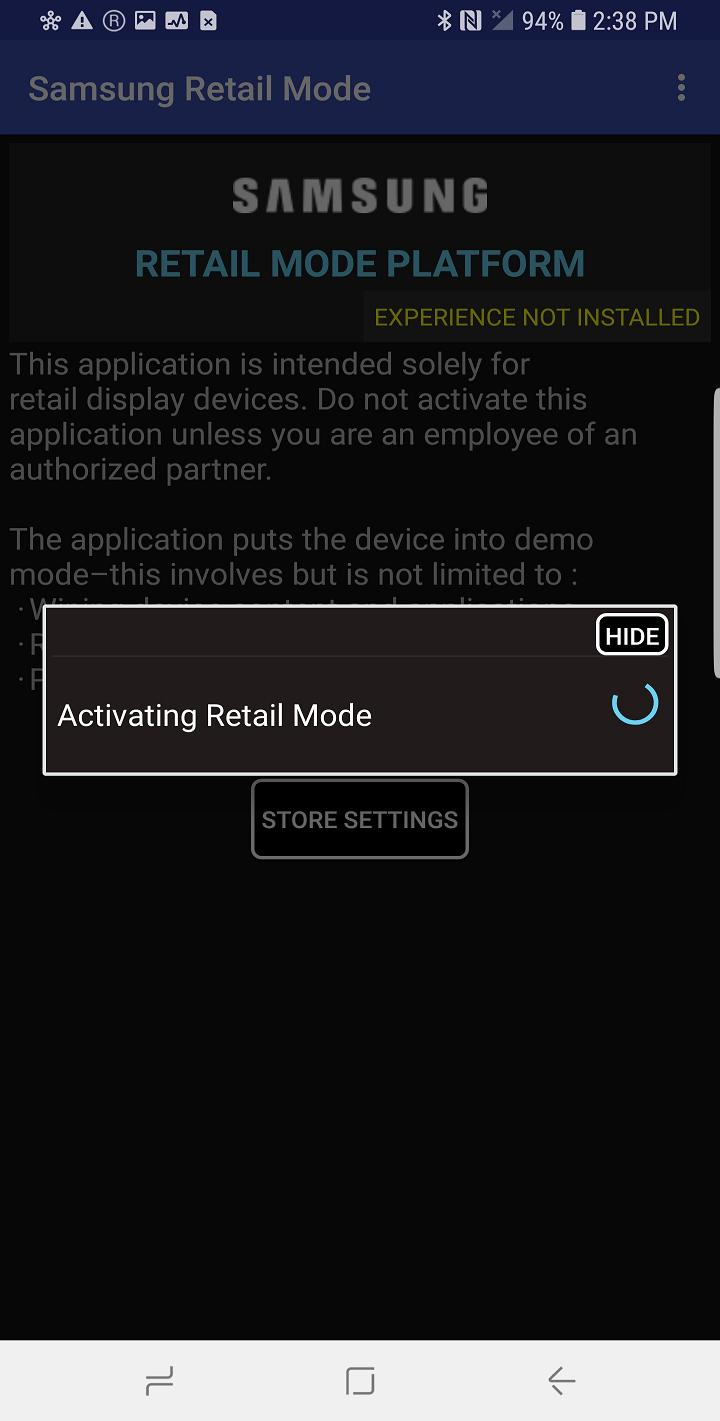 SAMSUNG RETAILMODE 2018 for Android - APK Download