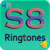 Stock Ringtone Samsung s8 and S8+ icon