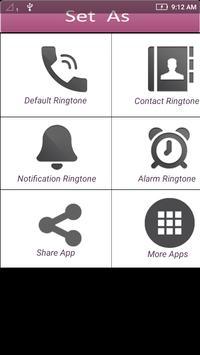 Stock Ringtone Samsung s8 and S8+ screenshot 2