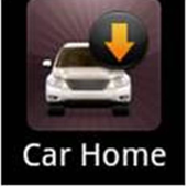 Car Home Samsung Vibrant icon