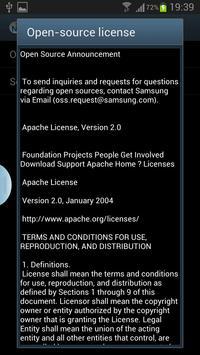 Samsung NFC Connection screenshot 1