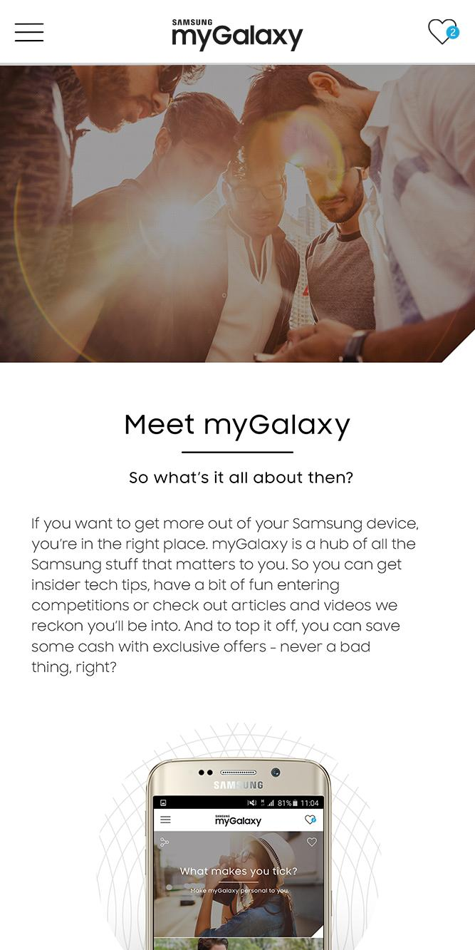 Samsung myGalaxy for Android - APK Download