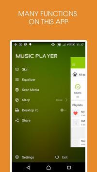 Samsung A8 Music Player poster