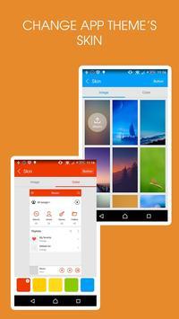 Samsung A8 Music Player screenshot 1