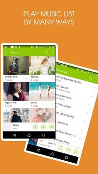 Samsung A8 Music Player screenshot 2