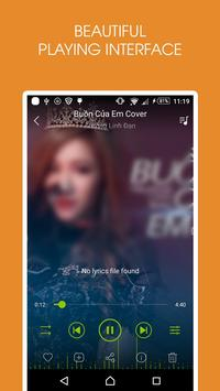 Samsung A8 Music Player screenshot 3