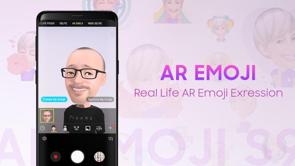 AR Emoji S9 – Samsung Emoji for Android - APK Download