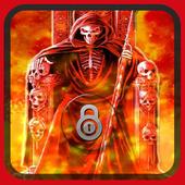 Lock Screen - Hell Grim Reaper icon